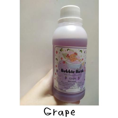 Foto Produk Sabun Mandi Busa 250 ml HAPPY BUBBLE BATH DAY - anggur dari Aliblanja