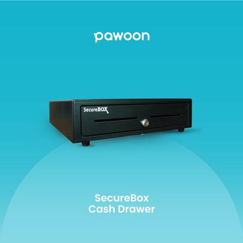 Foto Produk SecureBox Cash Drawer dari Pawoon Point of Sales