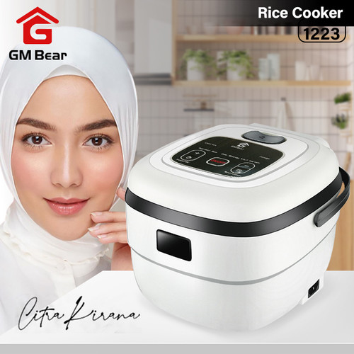 Foto Produk GM Bear Penanak Nasi Rice Cooker 1223-Big Rice Cooker dari GM Bear