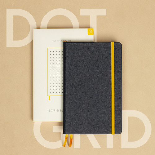 Foto Produk Scribblebook Dot Grid / Bullet Journal / Planner by Area52 - RANDOM dari Area52 Studio