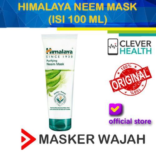Foto Produk Himalaya Neem Mask 100ml dari CleverHealth