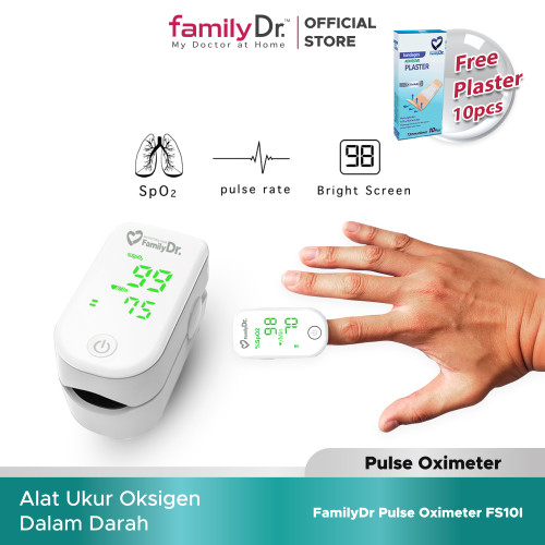 Foto Produk familyDr oximeter dari familyDr