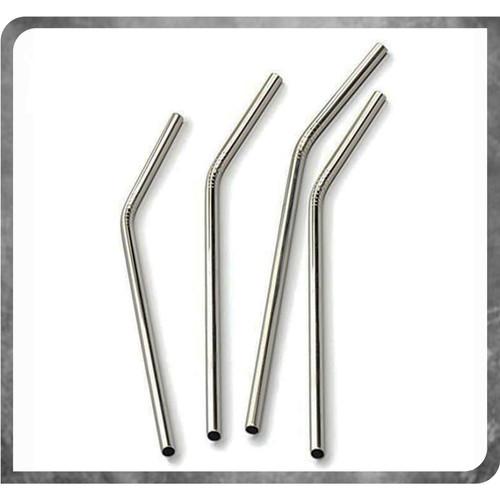 Foto Produk Stainless Straw BENGKOK Reusable Straw / Sedotan stainless food grade dari K2 Official Store