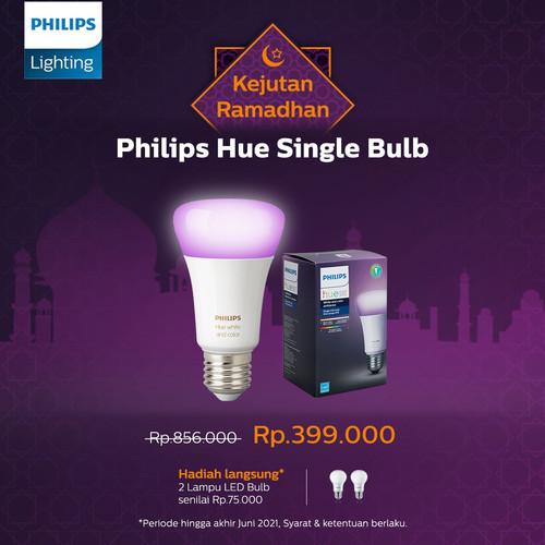 Foto Produk Philips Hue 10W A60 E27 Single Bulb dari Philips Lighting ID