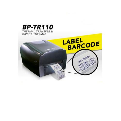 Foto Produk Printer BluePrint BP-TR110 Barcode Thermal Blue Print USB Serial Lan dari PojokITcom Pusat IT Comp