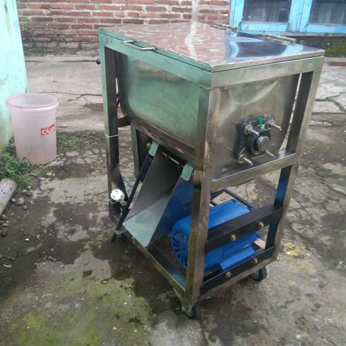 Foto Produk MESIN MIXER ADUK CAMPUR BUBUK SERBUK TEPUNG POWDER SIZE 10 KG dari yash mesin