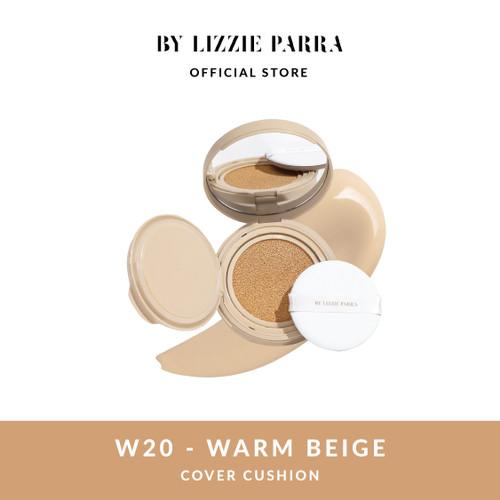 Foto Produk Cover Cushion BLP - W20 - Warm Beige dari BLP Beauty
