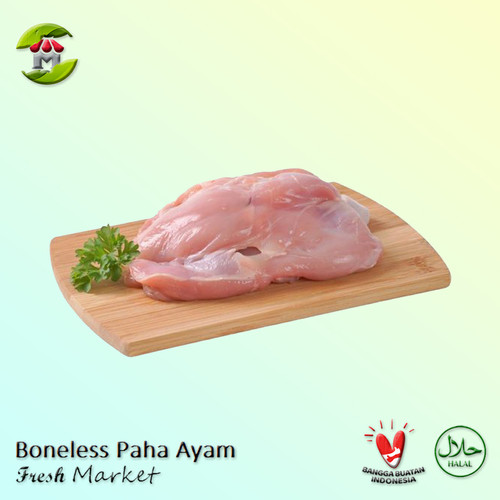 Foto Produk Boneless Paha Ayam Fillet 1 Kg dari Fresh Market Jaktim