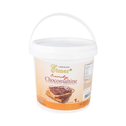 Foto Produk ELMER CRUNCHY CHOCOMALTINE 1 KG dari TitanBaking