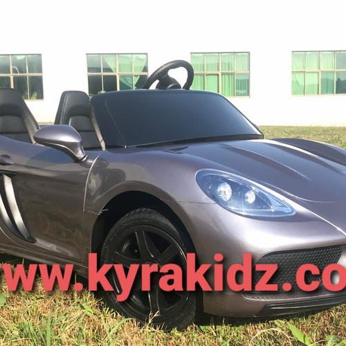 Foto Produk Mainan Mobil Aki Porsche Style XTRA JUMBO KYRAKIDZ dari KYRAKIDZ