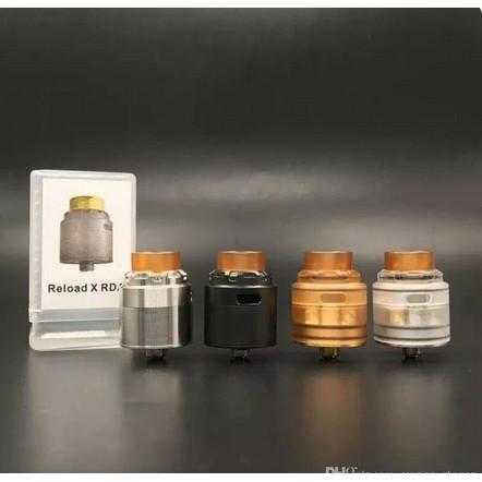 Foto Produk RELOAD X RDA CLONE 24MM - FROST dari VAPOR GASSS