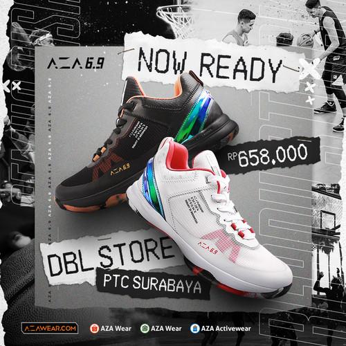 Foto Produk Sepatu Basket - AZA 6.9 - Putih, 39 dari AZA Wear