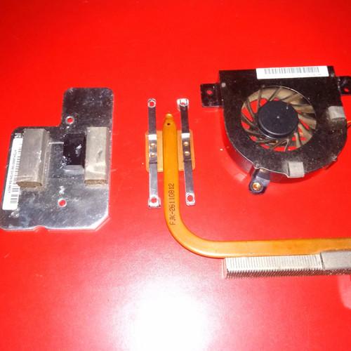 Foto Produk HEATSINK dan FAN Processor laptop Toshiba satelite A135 - S2286 dari TOKOBAHRAN