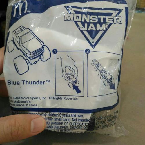 Foto Produk Monster Jam Blue Thunder McDonald dari KlinikRobot