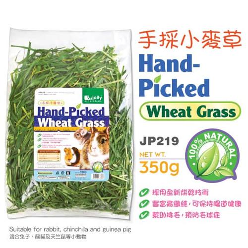 Foto Produk Jolly JP219 Hand-Picked Wheat Grass 350g dari Bakpao Rabbit