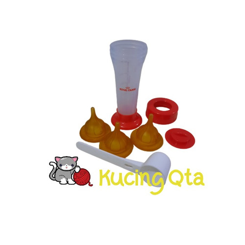 Foto Produk Botol Susu Kucing Royal Canin / Dot Kucing Royal Canin dari Kucing Qta