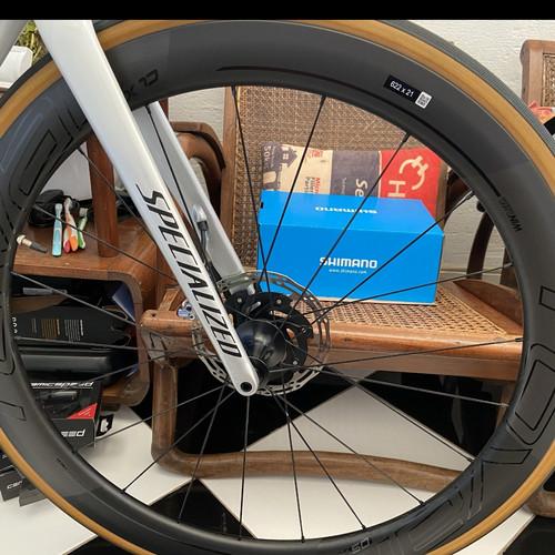 Foto Produk Wheelset Roval CLX 50 For Shimano dari IndoWebstorecom