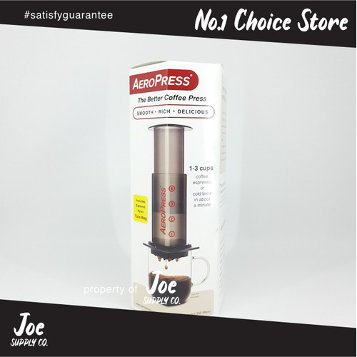Foto Produk Aeropress 2020 Edition Coffee Espresso Maker Original Termurah dari Joe Supply Co