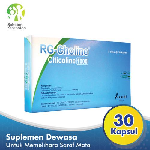 Foto Produk RG-Choline Kaplet 1000 dari Sahabat Kesehatan