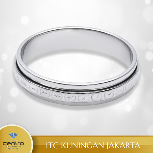 Foto Produk Cincin Emas Wanita TU0020   Centro Jewellery dari Centro Jewellery