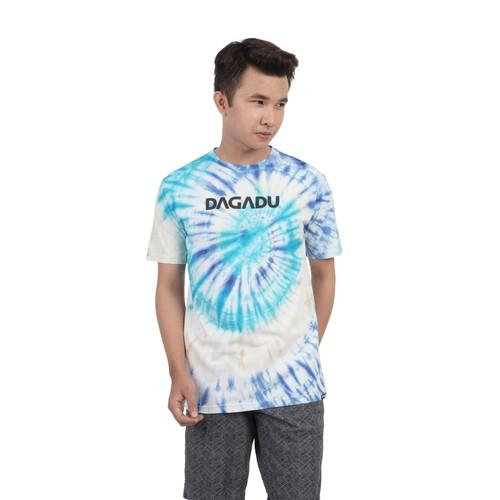 Foto Produk Kaos Dagadu Aseli Official - KLPD Tiedye Summer - S dari Dagadu Official Shop