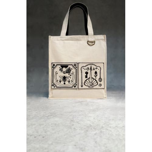 Foto Produk Insignia Embroidered Totebag - Folklore dari somethingstokeep