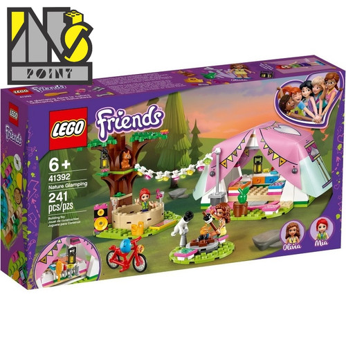 Foto Produk LEGO 41392 - Friends - Nature Glamping dari Ins Point