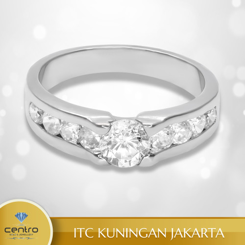 Foto Produk Cincin Emas Wanita TU0024 | Centro Jewellery dari Centro Jewellery