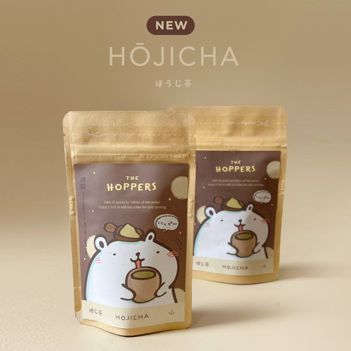 Foto Produk Drinking Powder The Hoppers The Brown Hare dari The Hoppers