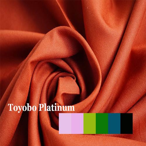 Foto Produk Kain Katun Platinum Toyobo / Toyobo Fodu L : 150 cm (Per 0,5 Meter) dari Toko Brukat