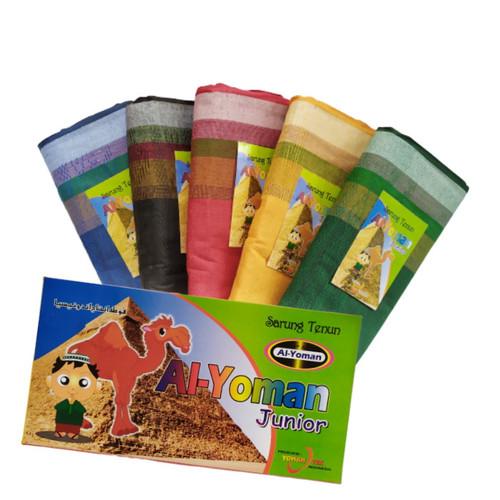 Foto Produk Sarung Tenun Junior anak dari agen handuk