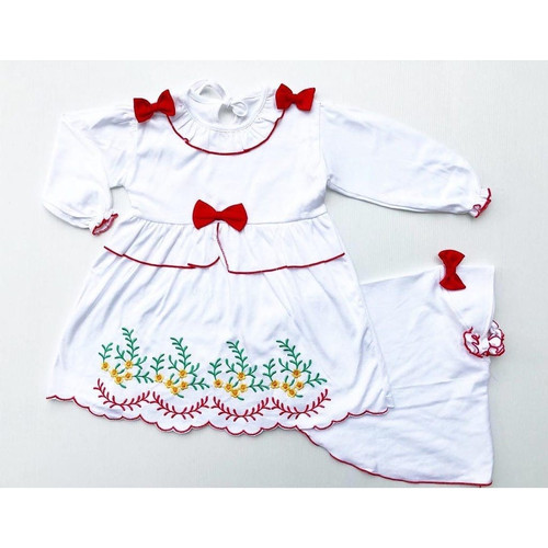 Foto Produk baju gamis anak / gamis bayi / baju muslim bayi / gamis bayi perempuan dari babyclothingco