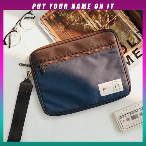 Foto Produk IPAD SLEEVE KEEPER TFG 401 BLUE - Biru dari TFG (Taylor Fine Goods)