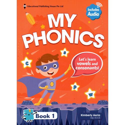 Foto Produk My Phonics Book 1-5 - Book 1 dari Little Bookworm