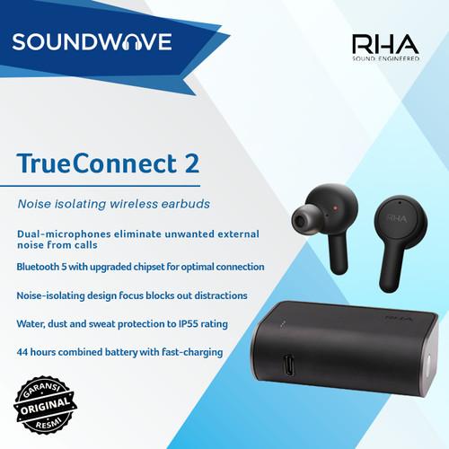 Foto Produk [EARPHONE] RHA TrueConnect 2 True Wireless dari SOUNDWAVE Indonesia