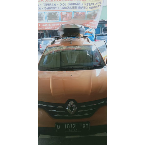 Foto Produk ROOF BOX RENAULT TRIBER dari KRESNA CAR ACCESORIES