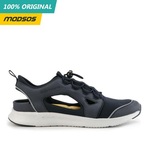 Foto Produk Sepatu Sandal Pria Hush Puppies Nicolas Navy Original dari Modsos