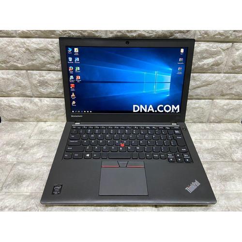 """Foto Produk LENOVO THINKPAD X250 INTEL CORE i5 GEN 5 - RAM 8GB - SSD 180GB - 12"""" - 4 gb, HDD 500GB dari DNA COM 14"""