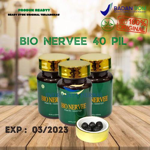 Foto Produk Bio nervee, Bionervee Original 100% ASLI Malaysia, Sudah BPOM dari Indra Jaya Herbal