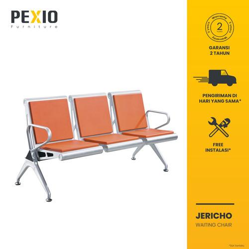 Foto Produk Kursi Tunggu | Waiting Chair | Jericho | PEXIO Furniture dari PEXIO