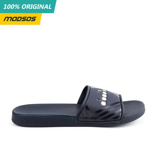 Foto Produk Sandal Slide Pria Diadora Biago Navy Original dari Modsos