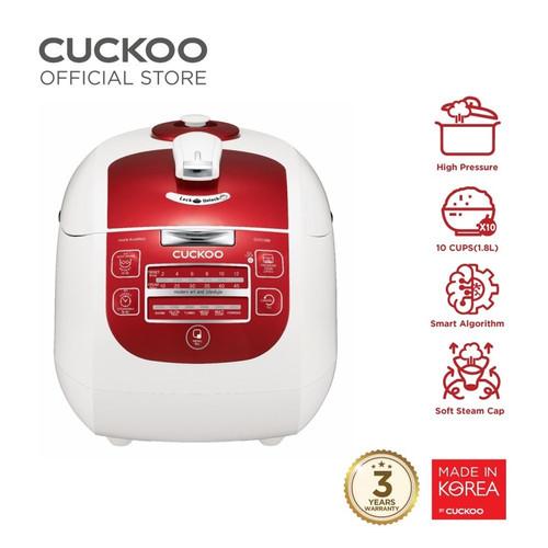Foto Produk CUCKOO All in One PRESSURE Cooker CRP-G1015M, Made In KOREA dari CuckooIndonesia