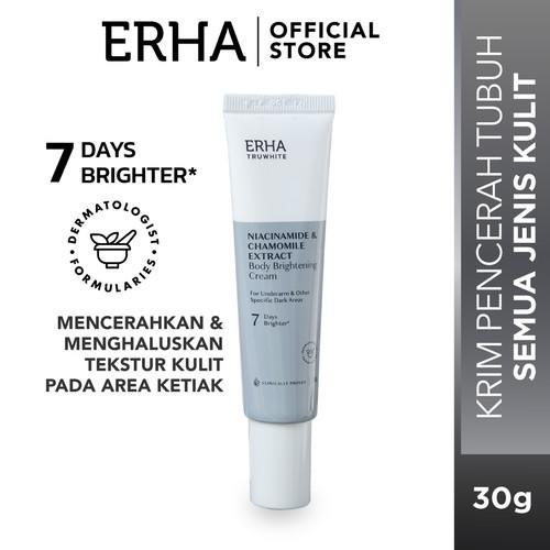 Foto Produk Erha Truwhite Body Brightening Cream - Pencerah tubuh & Ketiak dari Erha Official Store