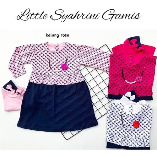 Foto Produk baju muslim bayi / gamis muslim bayi / gamis anak bayi cewek perempuan dari babyclothingco