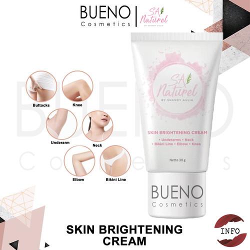 Foto Produk SA NATUREL SKIN BRIGHTENING CREAM BY SHANDY AULIA dari Bueno Cosmetics