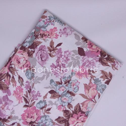 Foto Produk Kain Katun Jepang Japan Design Japan Cotton Japan Collection - Putih dari Toko Kain Grosir