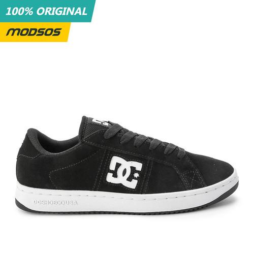 Foto Produk Sepatu Sneakers Pria DC Striker Black White Original dari Modsos