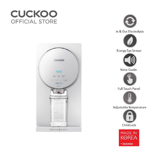 Foto Produk Cuckoo Water Purifier Icon⁺ (Pemurni Air) dari CuckooIndonesia