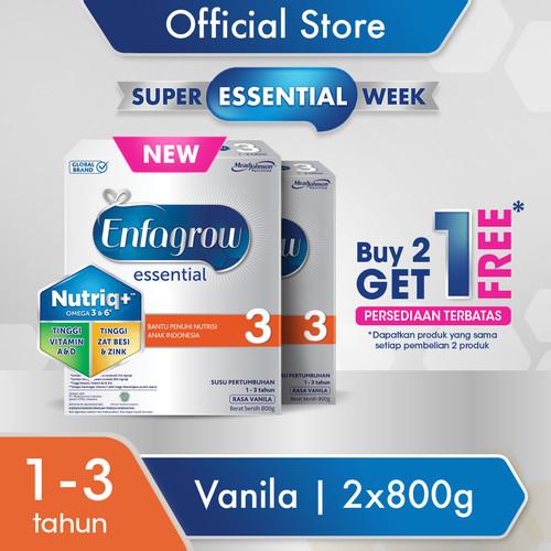 Foto Produk Enfagrow Essential 3 800g [BUY 2 GET 1] dari Enfa A+ Official Store
