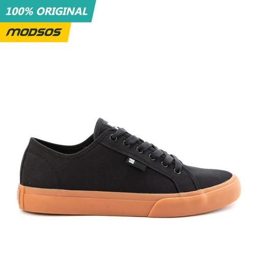 Foto Produk Sepatu Pria DC Manual Sneakers Black Gum Original dari Modsos